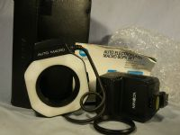 '  MINOLTA MACRO 80PX FLASH CASED -NICE SET- ' Minolta MACRO 80PX Flash Set Cased   -NICE SET- £39.99